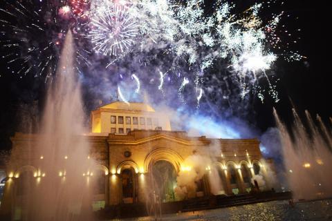 Հայաստանի Հանրապետությունը նշում է իր անկախության 28-րդ տարեդարձը
