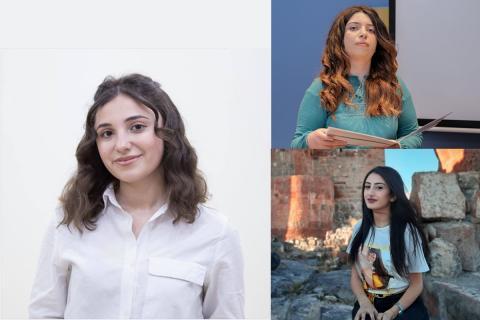 ԲՊՀ երեք ուսանող մասնակցել են «ՀԻՐՇՄԱՆ» ծրագրին և ստացել կրթաթոշակ