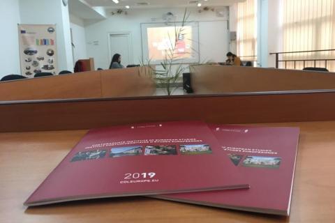 Եվրոպական քոլեջի ակադեմիական և կրթաթոշակային ծրագրերի ներկայացում ԵՊԼՀ-ում