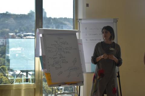 ԵՊԼՀ Կարիերայի կենտրոնի մասնագետ Անի Հովսեփյանը մասնակցեց «Youth@Work - աջակցելով կանանց ձեռնարկատիրությունը երիտասարդական աշխատանքի միջոցով» վերապատրաստմանը