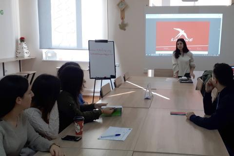 Rondine Cittadella della Pace ՀԿ-ն ԵՊԼՀ-ականներին ներկայացրեց Իտալիայում 2 տարի տևողությամբ կրթաթոշակային ծրագրեր