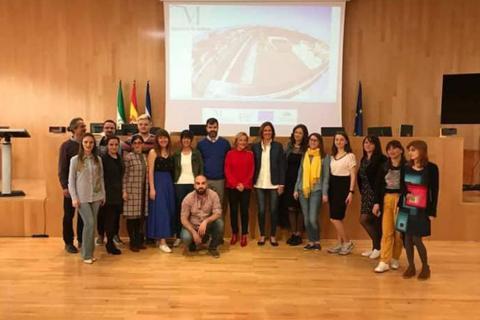 Էրազմուս+ ՍՄԱՐԹ ծրագրի ներկայացումը Իսպանիայում
