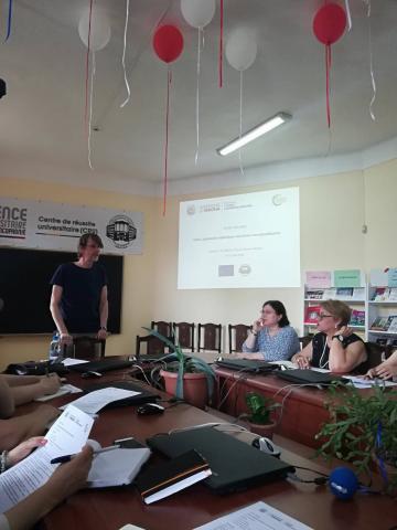 ԵՊԼՀ-ն հյուրընկալել էր Վերոնայի համալսարանի պրոֆեսոր Շտեֆան Ռաբանուսին