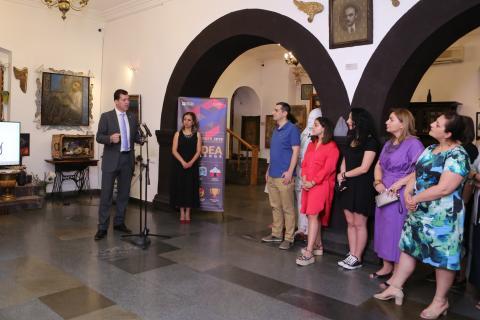 ԵՊԼՀ-ի ուսանողները «Մեծ գաղափարների մարտահրավեր» միջազգային մրցույթի հաղթողներ