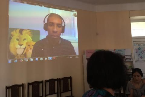 Տեսակոնֆերանս «Բնապահպանական արդի մարտահրավերները» թեմայով
