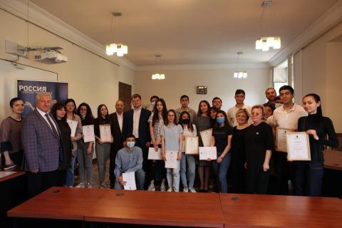 Երևանում ամփոփեցին ռուսաց լեզվի հանրապետական ուսանողական օլիմպիադայի արդյունքները