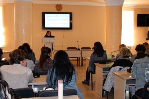 Տեղի ունեցավ «Երիտասարդություն, գիտություն և նորարարություն» խորագրով ամենամյա ուսանողական գիտաժողովը