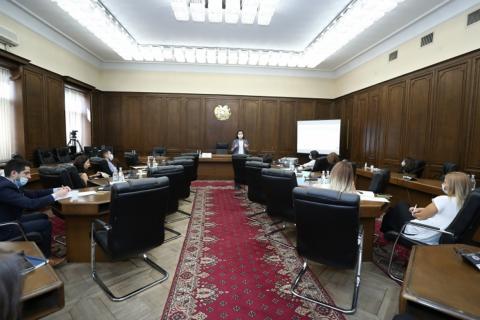 ԲՊՀ «Իրավական մոտարկման լաբորատորիա/LegAL»-ը ԱԺ-ում կազմակերպել էր երկօրյա աշխատանքային սեմինար