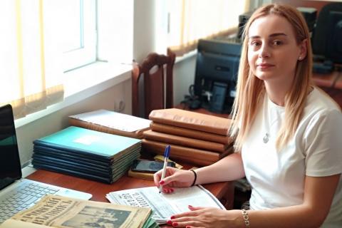 ԵՊԼՀ-ն հյուրընկալել է Բլագոևգրադի «Նեոֆիտ Ռիլսկի» Հարավ-Արևմտյան համալսարանի պատմության ամբիոնի դոկտորանտ Դիանա Պապոյանին
