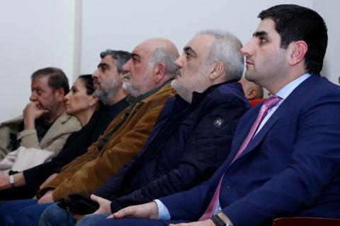 Ցերեկույթ` նվիրված Վազգեն Սարգսյանի հիշատակին