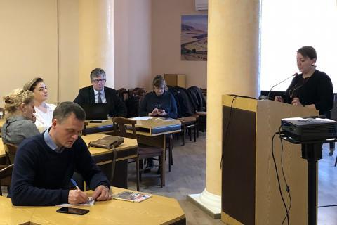 ԵՊԼՀ-ում կայացավ FLEXWBL ծրագրի մեկնարկային հանդիպումը